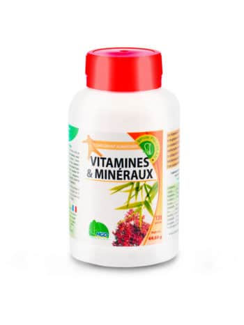 Vitamines et minéraux MGD MGD NATURE Maroc
