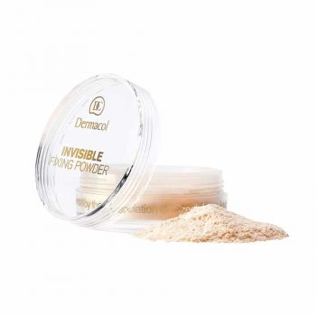Invisible fixing powder Dermacol Maroc