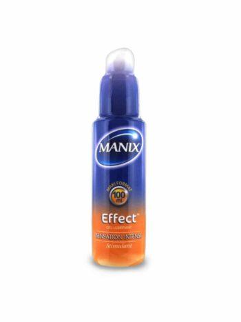 Gel Lubrifiant MANIX effect MANIX Maroc