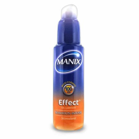 Gel lubrifiant Manix Effect