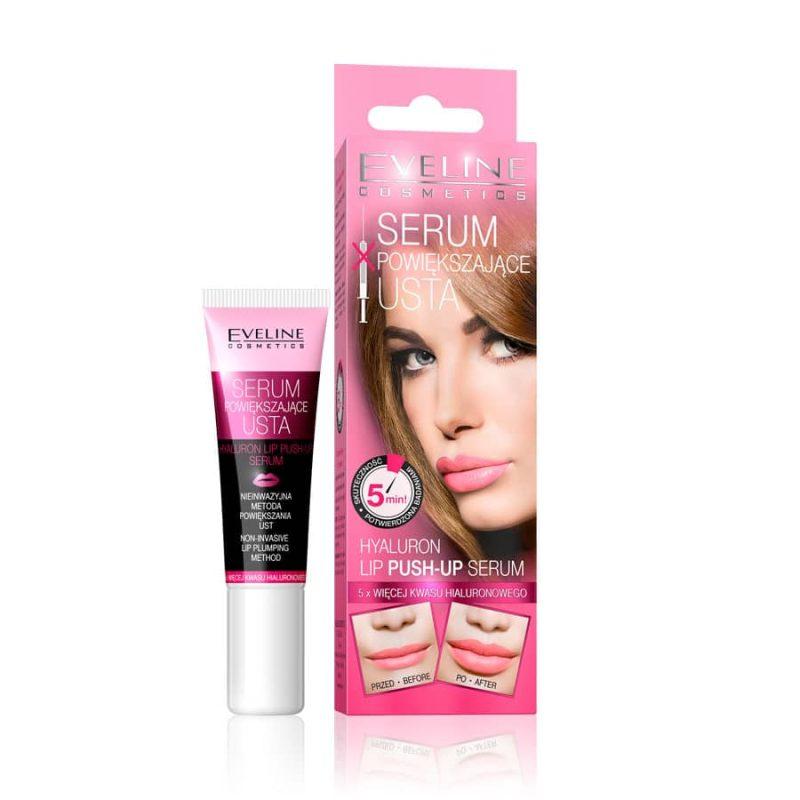 HYALURON LIP PUSH-UP SERUM Eveline cosmetics Maroc