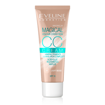 MAGICAL CC CREAM Eveline cosmetics Maroc