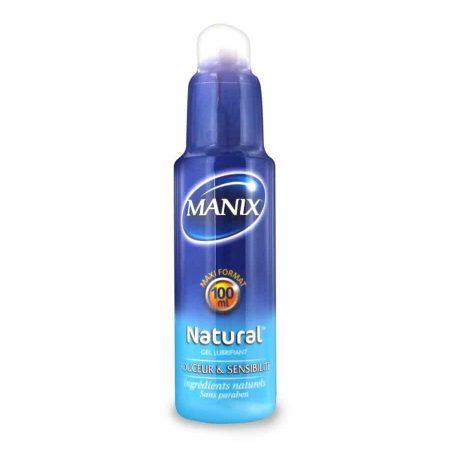 Gel Lubrifiant MANIX Natural