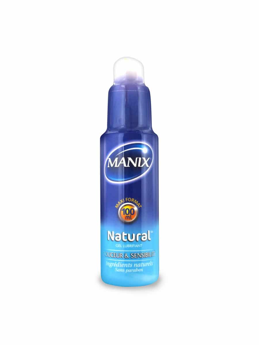Gel Lubrifiant MANIX Natural