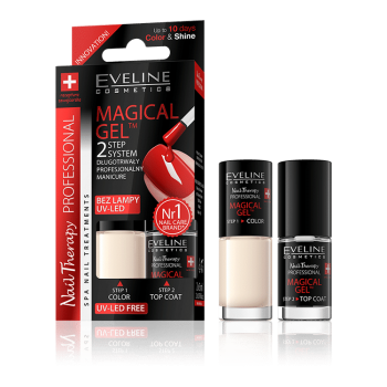 MAGICAL GEL N°1 Eveline cosmetics Maroc