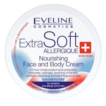 CRÈME NOURISHING FACE AND BODY Eveline cosmetics Maroc
