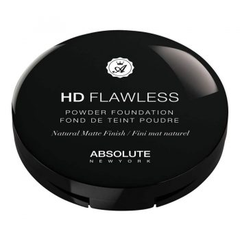 HD FLAWLESS POWDER FOUNDATION ABSOLUTE NEW YORK Maroc