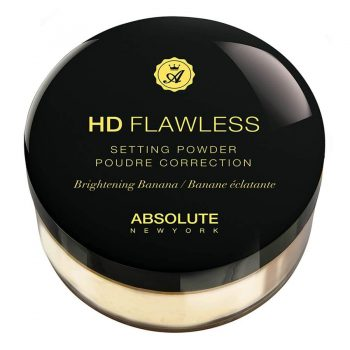 HD FLAWLESS SETTING POWDER BRIGHTENING BANANA ABSOLUTE NEW YORK Maroc