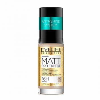 MATT PRO EXPERT FOUNDATION Eveline cosmetics Maroc