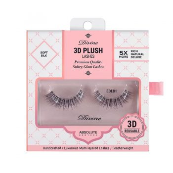 DIVINE 3D PLUSH LASHES ABSOLUTE NEW YORK Maroc