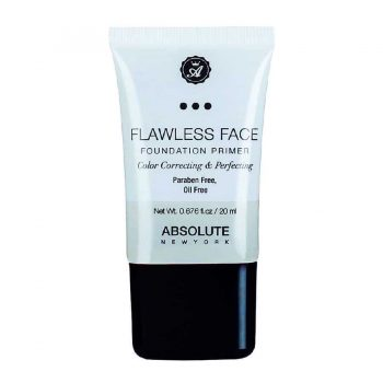 FLAWLESS FACE FOUNDATION PRIMER CLEAR ABSOLUTE NEW YORK Maroc