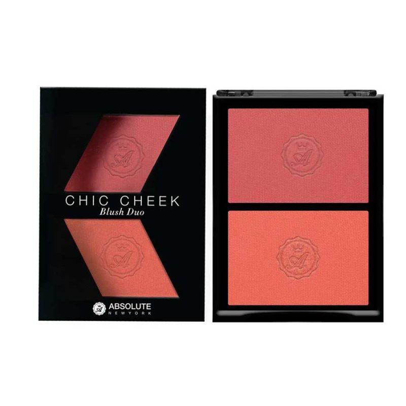 CHIC CHEEK-PURE PINK/PAPAYA ABSOLUTE NEW YORK Maroc