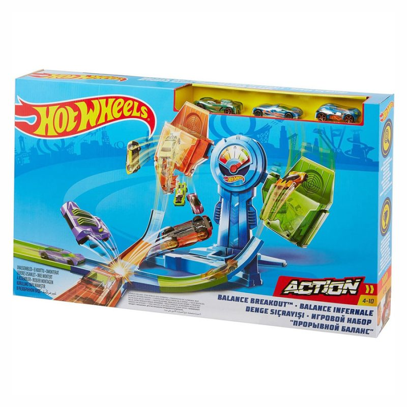 Hot Wheels® Balance Breakout HOT WHEELS Maroc