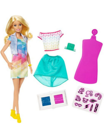Barbie® Crayola Color Stamp Fashions Barbie Maroc