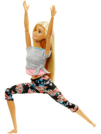 Barbie® Made To Move Barbie Maroc