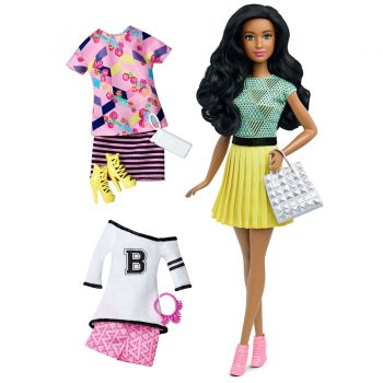Barbie® Fashionistas 34 B-Fabulous Doll & Fashions Barbie Maroc