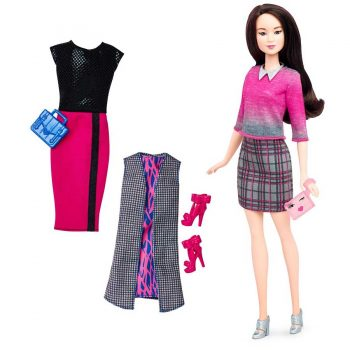 Barbie® Fashionistas 36 Chic with a Wink Doll & Fashions Barbie Maroc