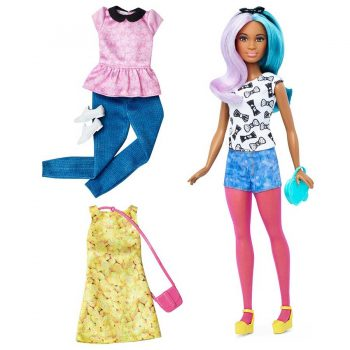 Barbie® Fashionistas 42 Blue Violet Doll & Fashions Barbie Maroc