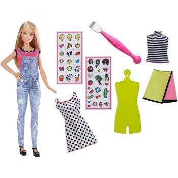 Barbie® D.I.Y. Emoji Style™ Barbie Maroc