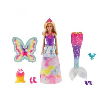 Barbie ™ Dreamtopia Fairytale Rainbow Cove Barbie Maroc