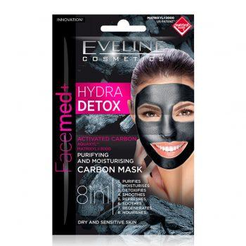 MATT DETOX Eveline cosmetics Maroc