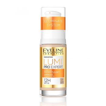 LUMI PRO EXPERT FOUNDATION Eveline cosmetics Maroc