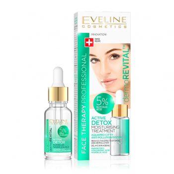 ACTIVE DETOX Eveline cosmetics Maroc