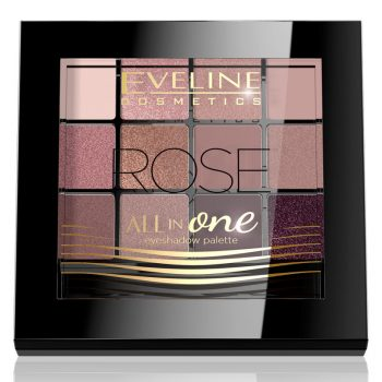 ROSE ALL IN ONE Eveline cosmetics Maroc