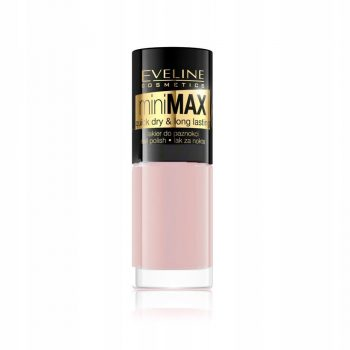 MINI MAX QUICK DRY & LONG LASTING N°684 Eveline cosmetics Maroc