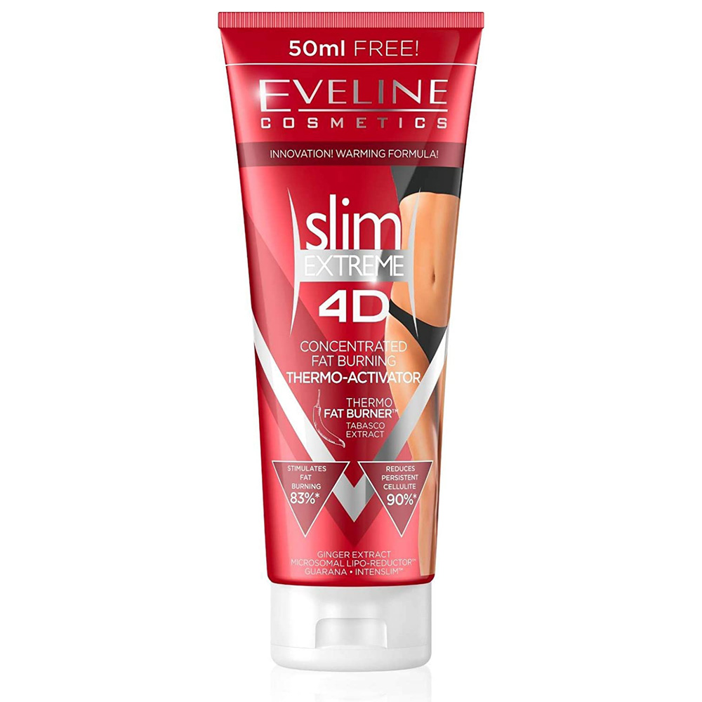 eveline cosmetics slim extreme 3d 4D