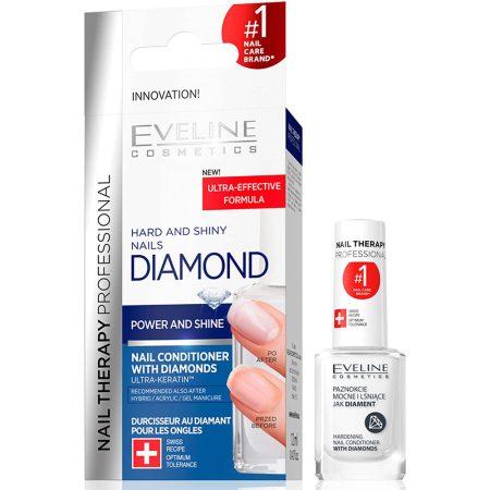 Eveline Cosmetics Durcisseur au diamant pour les ongles